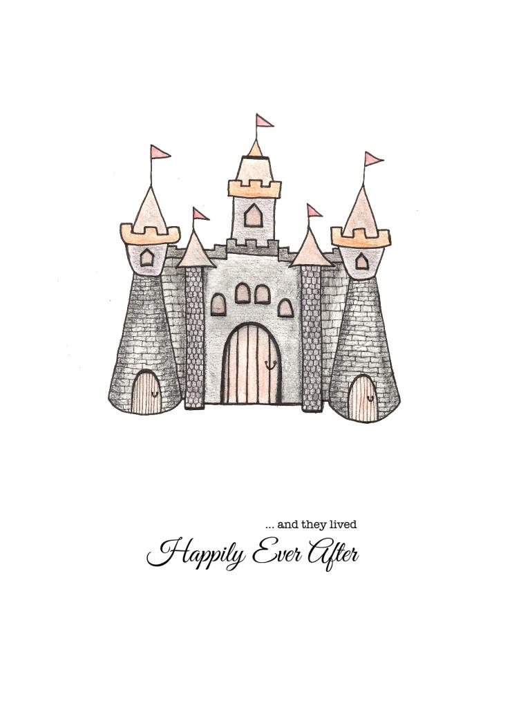 Week 1_Fairy Tale_Castle-01