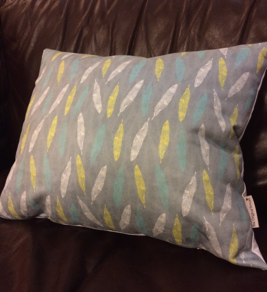 Flutter of Feathers Cushion